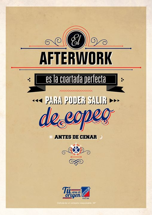 lettering_ron_brugal_afterwork